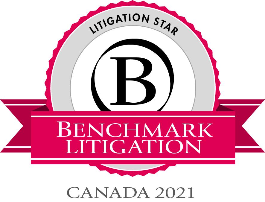 Benchmark Litigation Canada - Litigation Star 2021